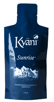 kyani sunrise packet