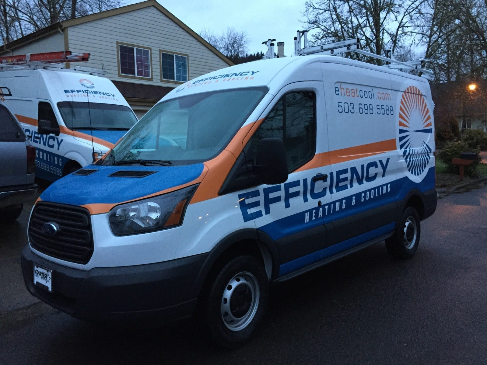 Call Efficiency Heating Cooling Portland Oregon 1