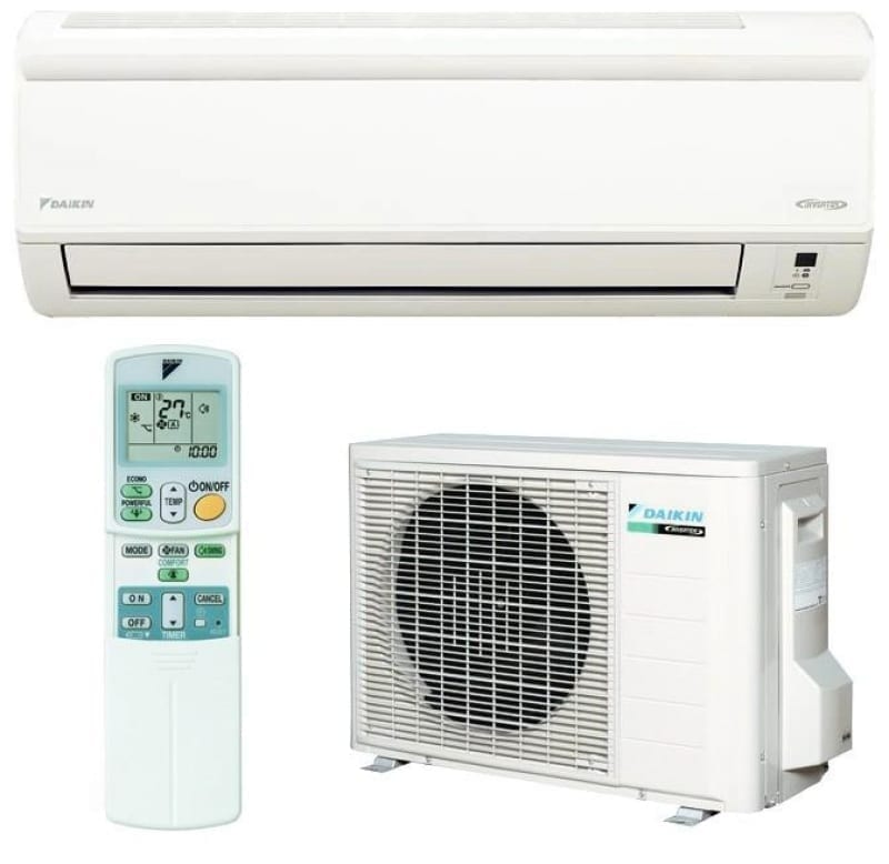 daikin ductless heat pump portland oregon efficiency heating cooling 1