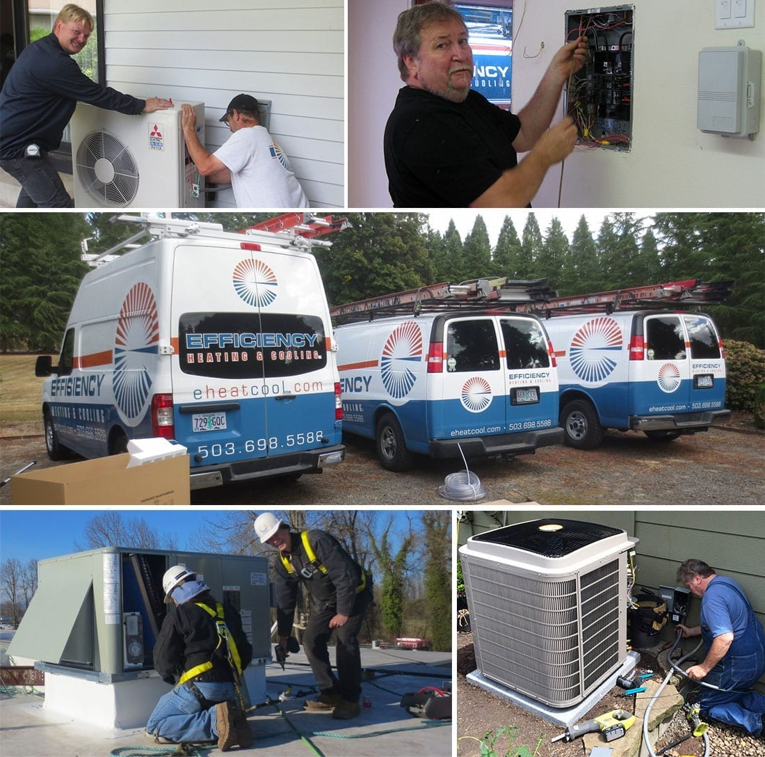 Efficiency Heating and Cooling 2014