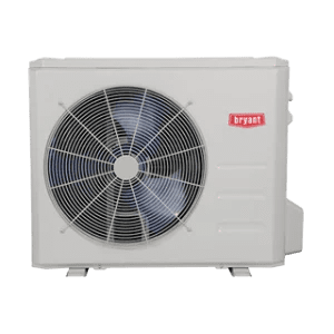 evolution heat pump with basepan heater model 38MPRA