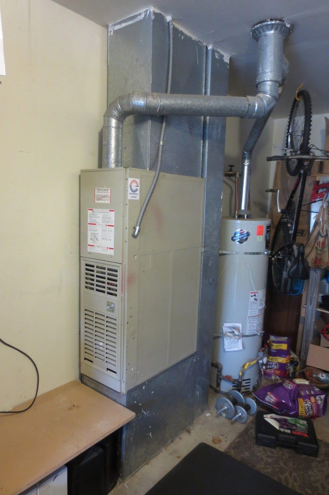 furnace installation before efficiency heating cooling