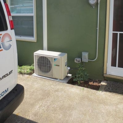 heat pump tune up