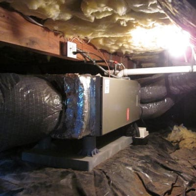 hvac duct insulation services