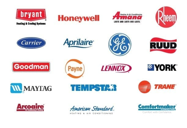 major furnace brands