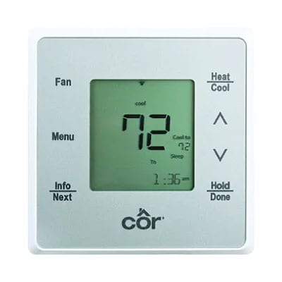 readable thermostats